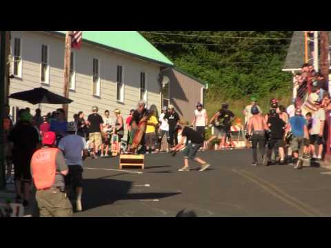 Cathlamet Slide Jam 2011