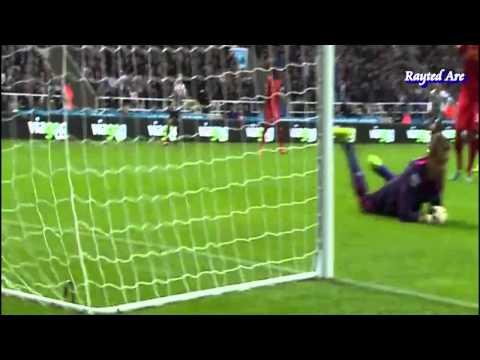 Yohan Cabaye vs Liverpool