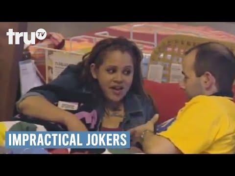 Impractical Jokers – Pillow Fight at Ikea