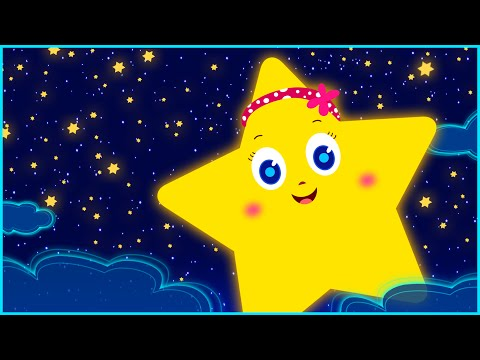 Twinkle Twinkle Little Star | Nursery Rhyme | Lullaby For Babies & Popular Nursery Rhymes video