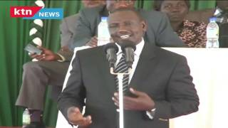 Fireworks as DP William Ruto and Cyrus Jirongo once again clash over the death of Jacob Juma