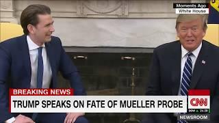 President Trump's Calls McCabe A 'poor man's J  Edgar Hoover'