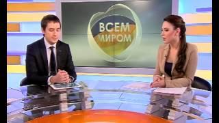 """Адвокат Е. Кузьмин: """"В КГЗ указано: при введении ЧС власть ОБЯЗАНА вывозить население"""" :: Всем миром - (видео)"""