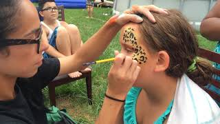 Face Painting Artist for birthday parties near me Face New Bedford MA 02740