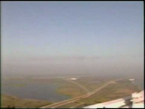 NASA Landing Coverage of STS-107 Part 9 (The Columbia Disaster...