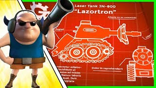 Lazortron MKII are BACK! Boom Beach October 2018