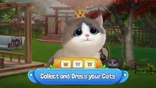 Meow Match Gameplay Trailer ANDROID GAMES on GplayG