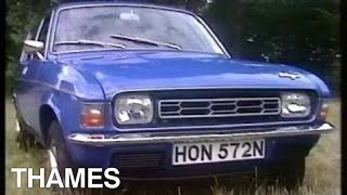Austin Allegro Estate | Retro Car | Car Review | Drive In | 1975