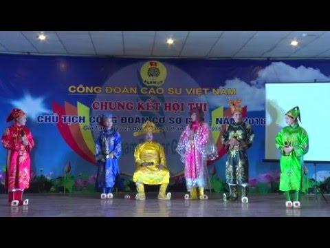 Dương Văn Hải - Công ty Cao su Krong Buk