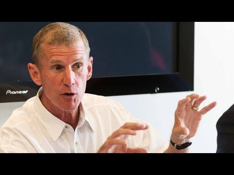 Gen. Stanley McChrystal on life after the military