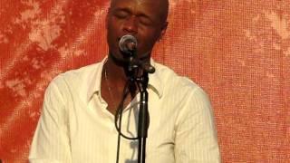 Javier Colon sings Desperado at Deer Park NY on July 9, 2011