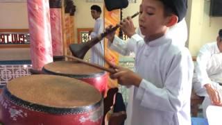 Nhạc tấu huân thiên - thánh thất Nhơn Ái