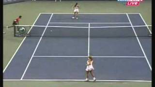 Jelena Jankovic vs Tatiana Golovin Rogers Cup 2007 SF Highlights