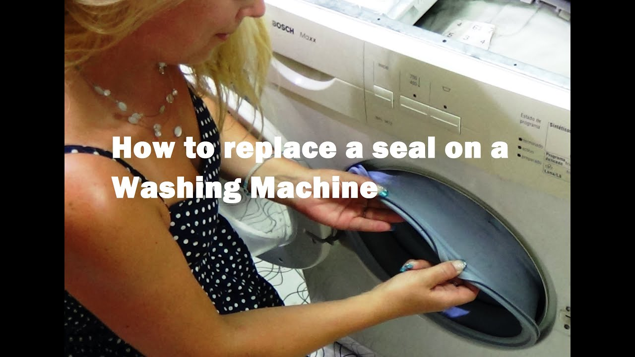 How To Replace A Bosch Siemens Or Neff Washing Machine