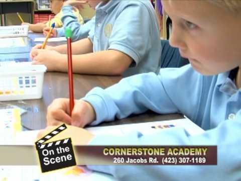 On the Scene: Cornerstone Academy