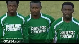 AyComedian Individual Highlights At Joseph Yobo Testimonial Match | Best Skills, Passes, Dribbles