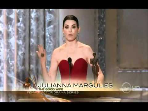Julianna Margulies SAG Awards 2011
