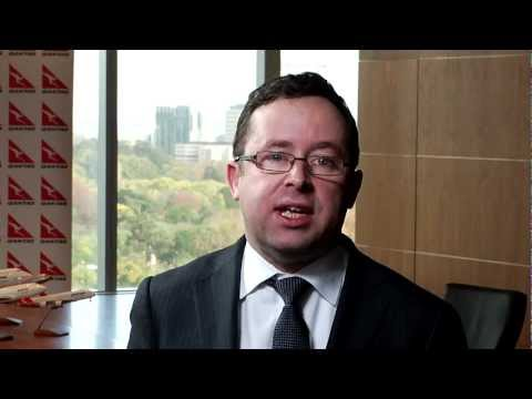 Message from Qantas CEO Alan Joyce