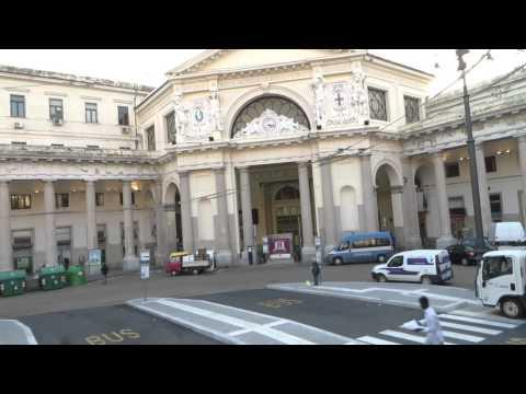 Traveling Through Genoa's Streets