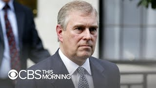 Buckingham Palace responds after video shows Prince Andrew in Epstein mansion