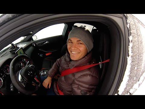 Nico Rosberg: Ice Driving Challenge