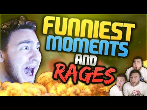LosPollosTV FUNNIEST MOMENTS / RAGES ODDSHOT COMPILATION August 2016 thumbnail
