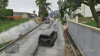 GTA V Погони от полиции