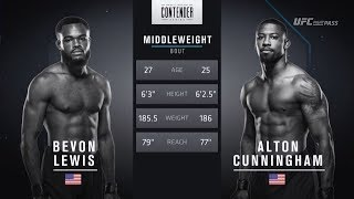 FREE FIGHT | Lewis Ends It With Vicious Knees | DWTNCS Week 4 Contract Winner - Season 2