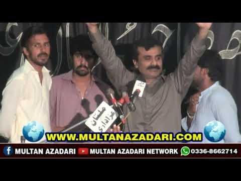 Zakir Qazi Waseem Abbas I Majlis 14 Shawal 2019 I New Qasiday And YadGar Masiab