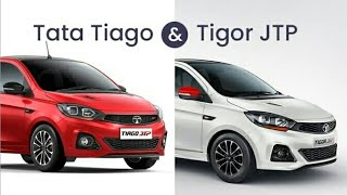 Tata Tiago and Tata Tigor JTP Talk Review