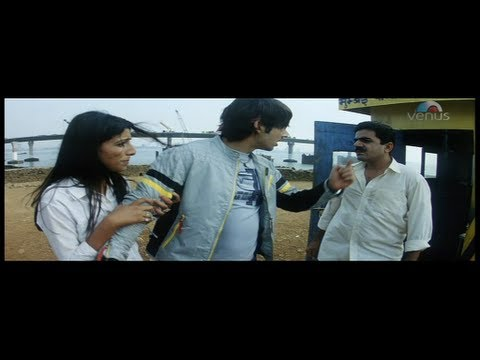 Zayed Khan Saves A Girl From Being Raped By A Police Man (rocky) video