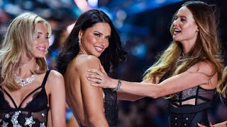 Victoria's Secret Models Say Goodbye To Adriana Lima