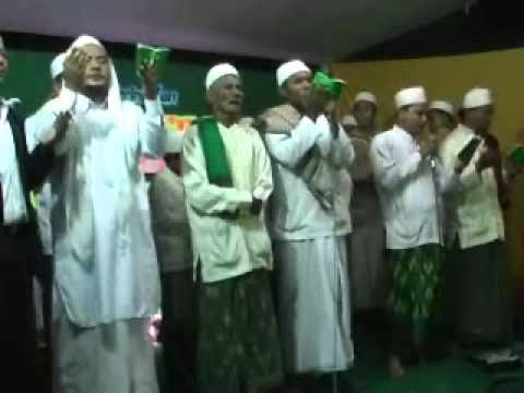 Maulid Simtudduror Kebumen, di Kampung Baaru