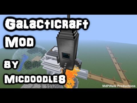 Minecraft Mods: Galacticraft