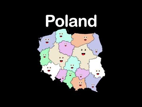 Poland/Country of Poland/Poland Geography