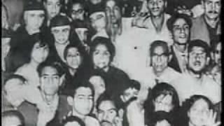 The Virgin Mary Apparition 1968-70 in Zeitoun, Egypt 08:31