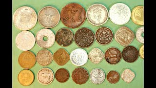 Old Rare Coins Collection of India