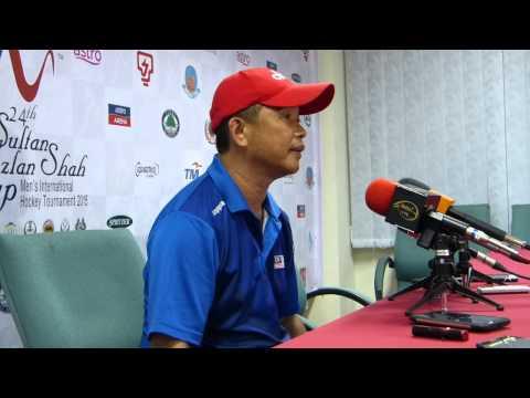 SAS 2015 Post Match PC: Day 4: Tai Beng Hai (Malaysia)