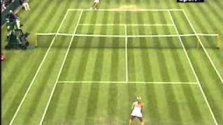 Tatiana Golovin vs Su-wei Hsieh | 2007 Highlights