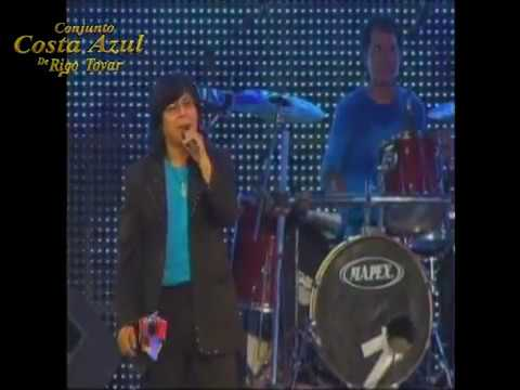 CONJUNTO COSTA AZUL DE RIGO TOVAR EN REVENTON MUSICAL 2012