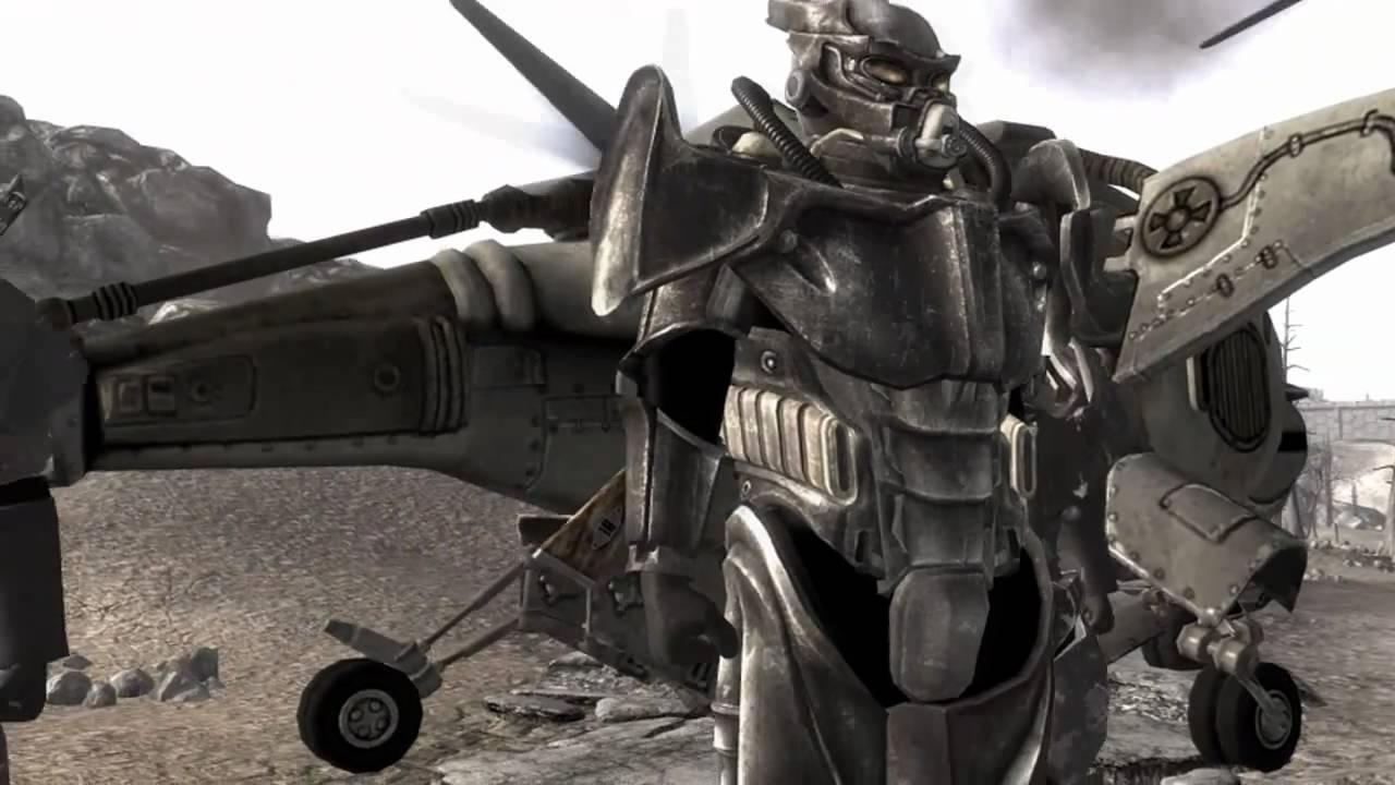 Fallout 3 porn machinima exposed scenes