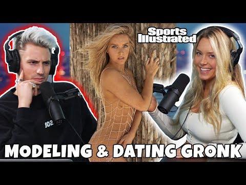 SI Swimsuit Model Camille Kostek on Dating Super Bowl TE Rob Gronkowski | Livin' Large Ep. 22