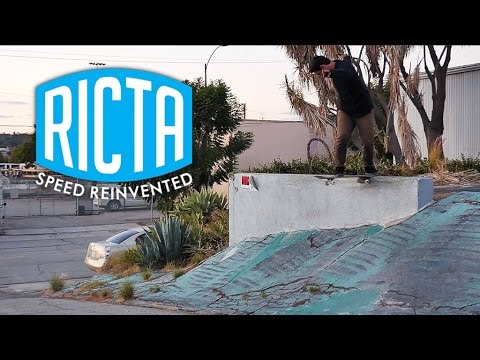 Kelvin Hoefler for Ricta Wheels: Speed Reinvented