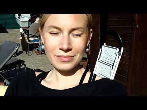 Bike Riding, Fruit Eating, Sunbathing w/ Arturo & Dolça, & Hair Cut