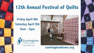 Cunningham Childrens Home 2016 Festival of Quilts