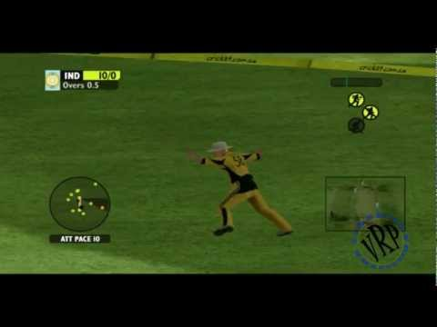 Australia Vs India - Ashes Cricket 2009