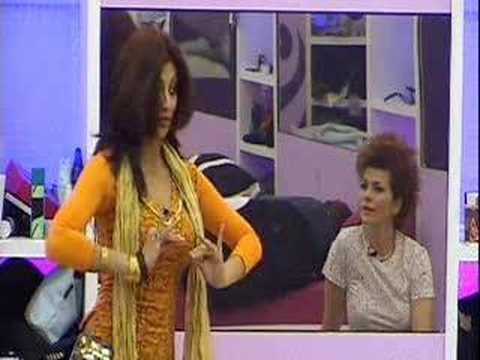 Celebrity Big Brother - Shilpa Shetty Compilation Day 9 video