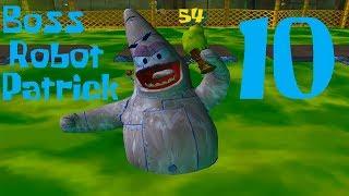 SpongeBob Battle for Bikini Bottom - Part 10 (Industrial Park) (1080p)