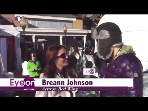Breann Johnson - Interview at Sundance Film Festival (Eye on South Florida)