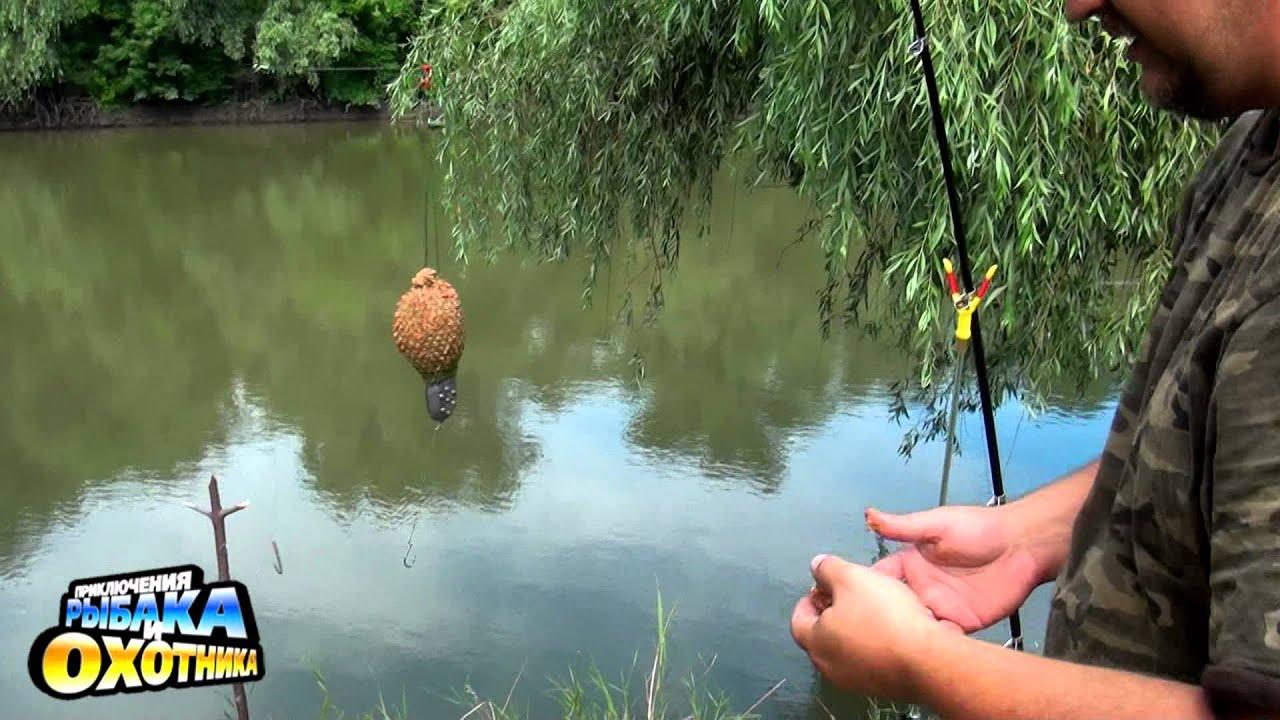 места ловли рыбы видео